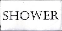 Kent Words Shower Snow White 7,5x15 KE0110 € 4,95 st.