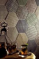 Marrakech 4 Décor mix Granate 15x15 MK5125 € 69,95 m²-3