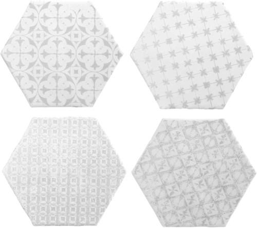 Marrakech 4 Décor mix Gris 15x15 MK5124 € 69,95 m²-3