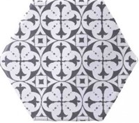 Marrakech 4 Décor mix Negro 15x15 MK5127 € 69,95 m²