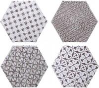 Marrakech 4 Décor mix Granate 15x15 MK5125 € 69,95 m²-2