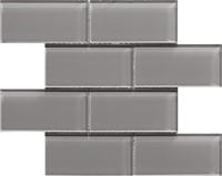 Glass Metro Grey 30x30 AM3045 € 279,95 m²