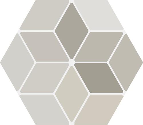 Minima8.6 Multi Beige 17x15 MIN104M € 109,95 m²