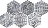 Alchimia Ars mix2 bianco/nero 26,6x23 ALC108M € 99,95 m²-2