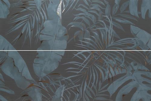 Silk Décor Set(2) Lost Paradise Blue 40x120 AS1251 € 287,95 per set