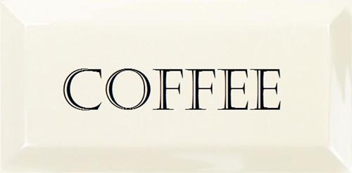 Grand Metro Words Coffee Snow White 10x20 GM0103 € 4,95 st.
