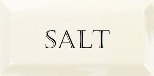 Grand Metro Words Salt Snow White 10x20 GM0108 € 4,95 st.