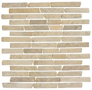 Stone Age STICKS Cream Marble 30x30 SAS106 € 119,95 m²