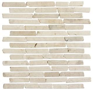 Stone Age STICKS White Marble 30x30 SAS108 € 119,95 m²