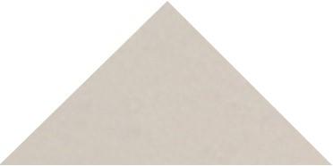 Art Deco Triangolo Alluminio 7x7x10 CS7001 € 1,95 st.