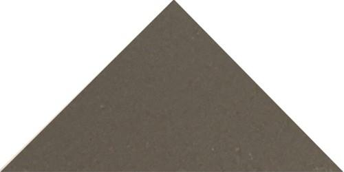 Art Deco Triangolo Nickel 10x10x14 CS3003 € 1,95 st.