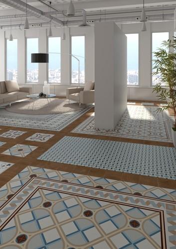 1900 20x20 Florentina-2 Celeste VV2047 € 44,95 m²-2