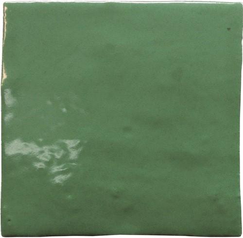 Zelij Verde Botella 10x10 MZ1110 € 69,95 m²